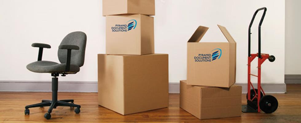 Pyramid Document Solutions is moving !